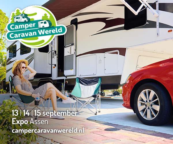 Noord Caravans gaat naar Camper Caravan Wereld Assen