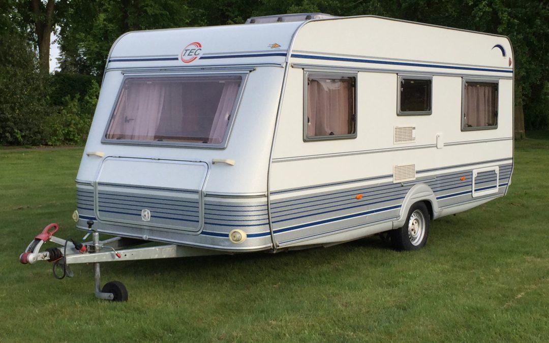 Caravan huren voor langere periode zoals bij een verbouwing of scheiding?