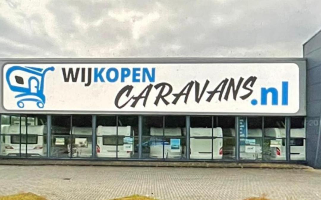 Noord Caravans is verhuisd naar Zuidbroek!